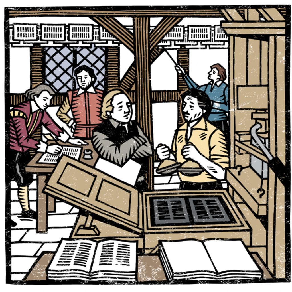 Printing Shakespeare's First Folio