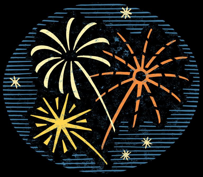 Celebration 2023 Fireworks