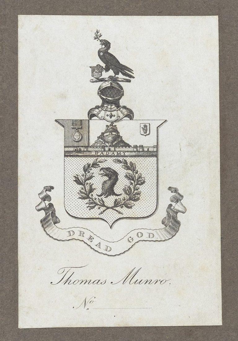 Munro Coat of Arms