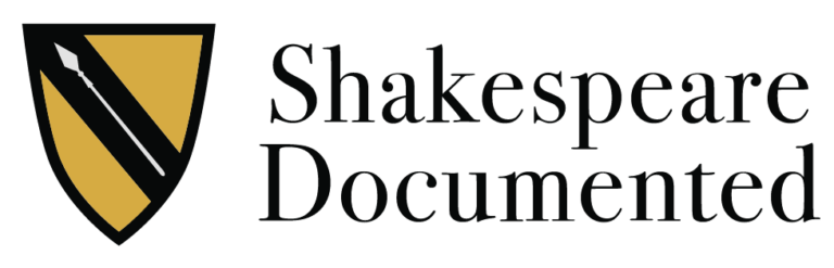 Shakespeare Documented