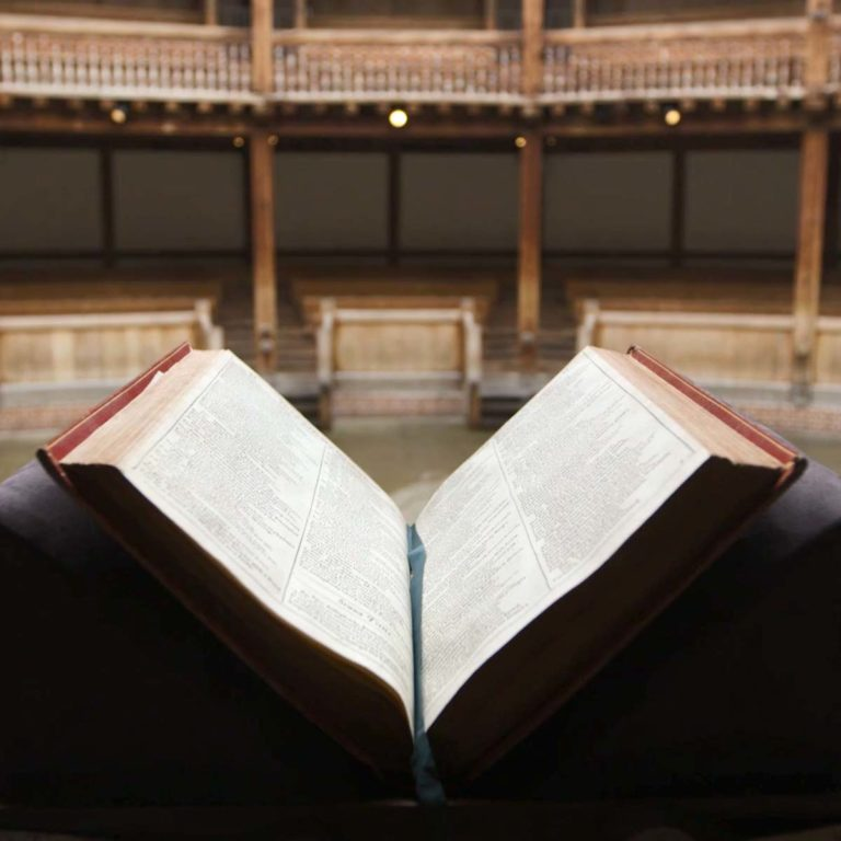 Shuckborough Folio at The Globe