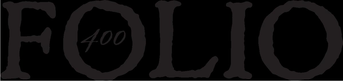 FOLIO 400 Logo (Black)